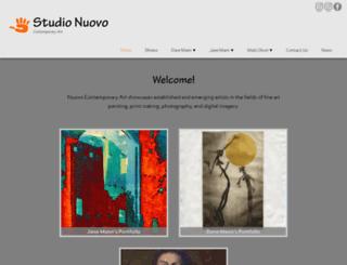 nuovo.com screenshot