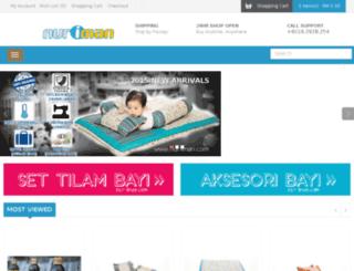 nur-iman.com screenshot