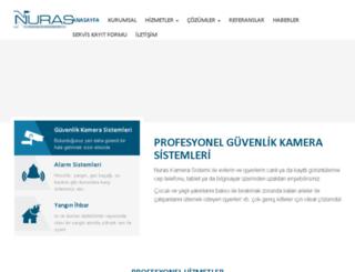 nuras.net screenshot