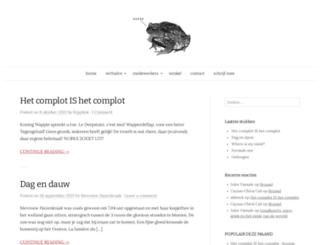 nurksmagazine.nl screenshot