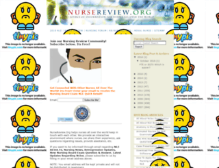 nursereview.org screenshot