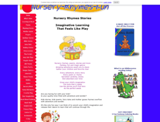 nursery-rhymes-fun.com screenshot