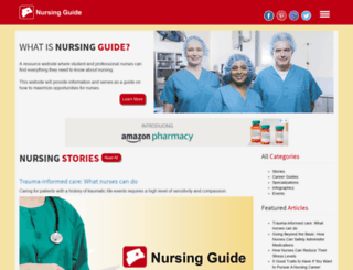 nursingguide.ph screenshot