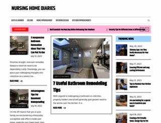nursinghomediaries.com screenshot