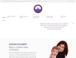 nurtureps.com.au screenshot