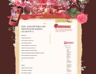 nurulazmiey08.blogspot.com screenshot