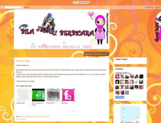 nurzaituain.blogspot.com screenshot