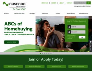 nusendacu.org screenshot