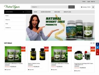 nutravigour.com screenshot
