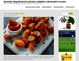 nutricionmonterrey.com.mx screenshot