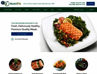 nutrifitonline.com screenshot