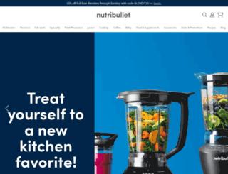 nutriliving.com screenshot