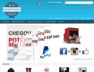 nutristrada.com screenshot