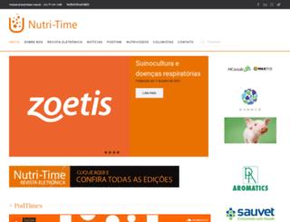 nutritime.com.br screenshot