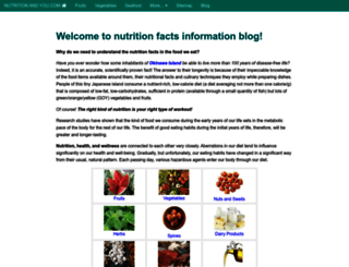 nutrition-and-you.com screenshot