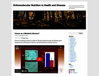 nutritionmanipulation68.wordpress.com screenshot