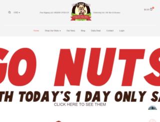 nutsforyou.net screenshot