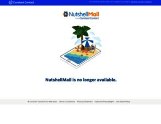 nutshellmail.com screenshot