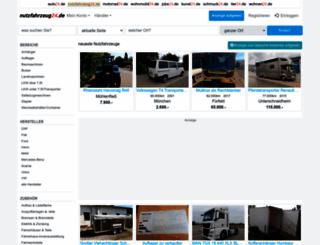 nutzfahrzeug24.de screenshot