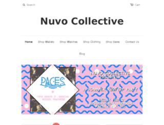 nuvocollective.com screenshot