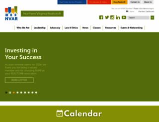 nvar.com screenshot