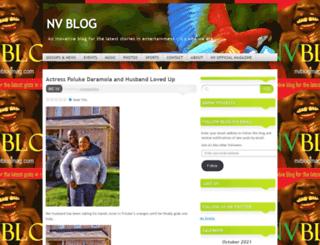 nvblogmag.wordpress.com screenshot