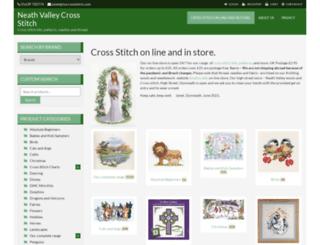 nvcrossstitch.com screenshot