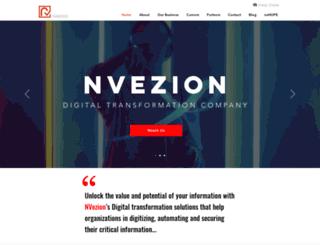 nvezion.com screenshot