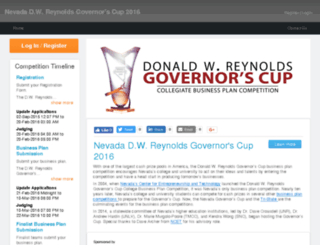 nvgovernorscup2016.startupcompete.co screenshot