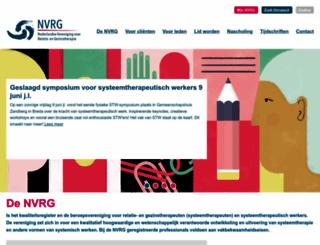 nvrg.nl screenshot