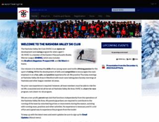 nvscracing.com screenshot