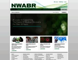 nwabr.org screenshot