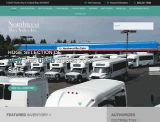 nwbus.com screenshot