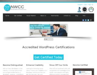 nwcconline.org screenshot