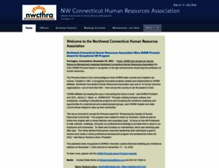 nwcthra.shrm.org screenshot