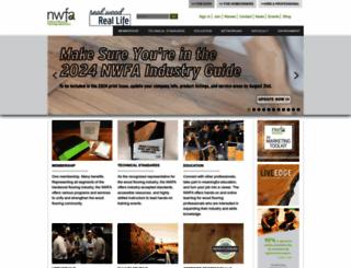 nwfa.org screenshot