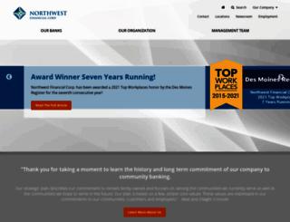 nwfinancialcorp.com screenshot