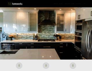 nwhomeworks.com screenshot