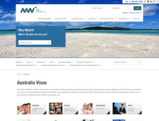 nwiaustralia.co.za screenshot