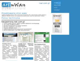 nwl.com.pl screenshot