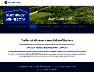 nwmnrealtor.com screenshot