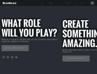 nwn.bioware.com screenshot
