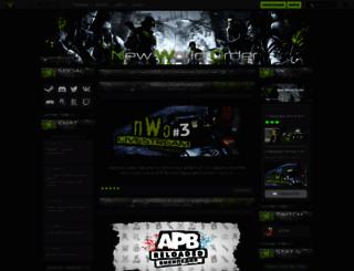 nwo-team.ru screenshot