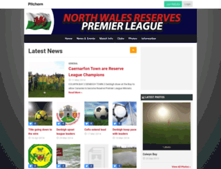 nwrpl.pitchero.com screenshot