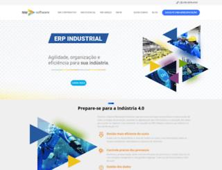 nwsoftware.com.br screenshot