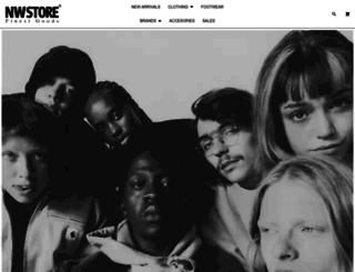nwstore.es screenshot