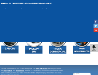nwtire.com screenshot