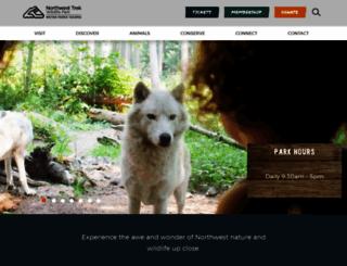 nwtrek.org screenshot