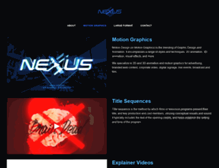 nx6.com screenshot