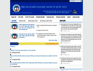 nxb.neu.edu.vn screenshot